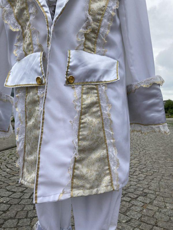 Bialy szlachcic Lodowy Ksiaze M 6