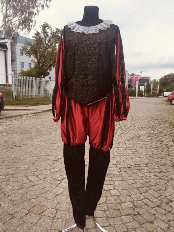 Dublet szlachecki Paz Rycerz meski kostium M L 1