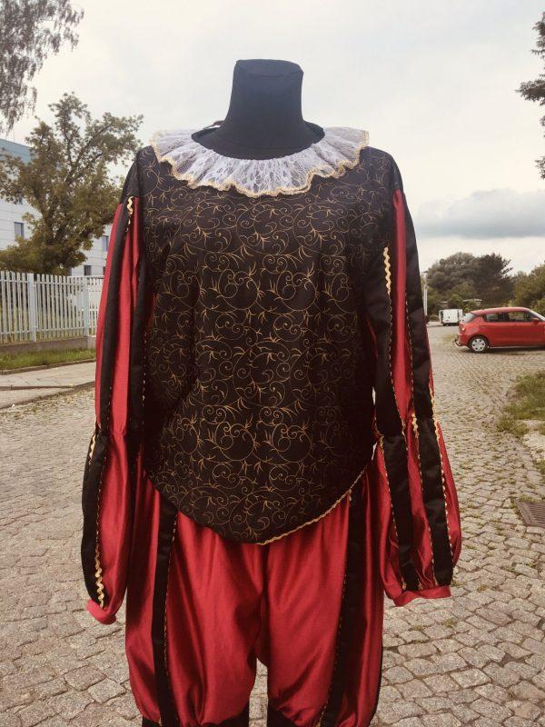 Dublet szlachecki Paz Rycerz meski kostium M L 2