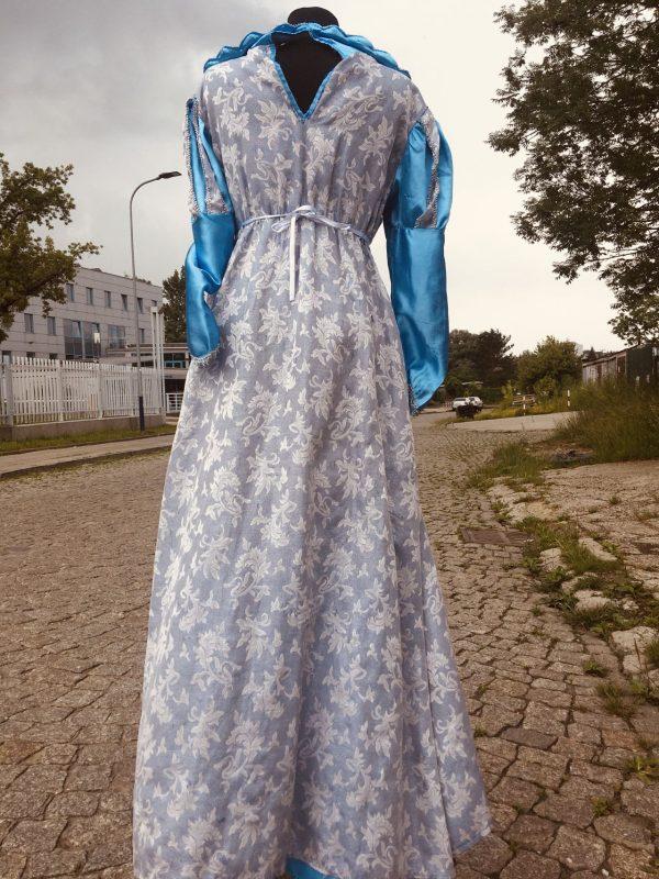 Elza Krolowa Lodu suknia damska M 7