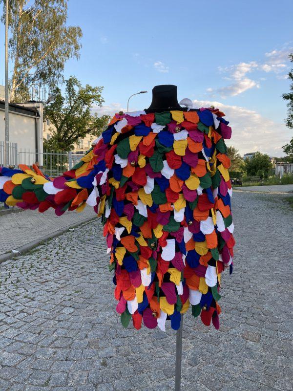 Kolorowy Ptak kolorowe przebranie L 4 scaled
