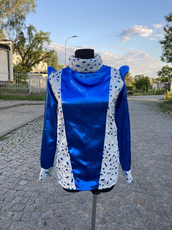 Ksiaze Lodowy Krolewicz niebieski S 2