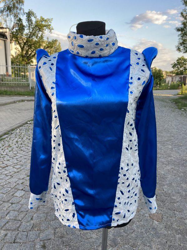 Ksiaze Lodowy Krolewicz niebieski S 3