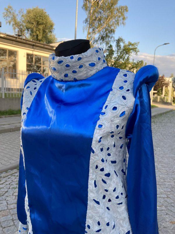 Ksiaze Lodowy Krolewicz niebieski S 4