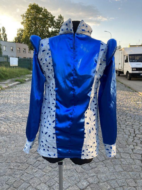 Ksiaze Lodowy Krolewicz niebieski S 5