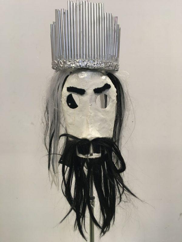 Maska Krola 1