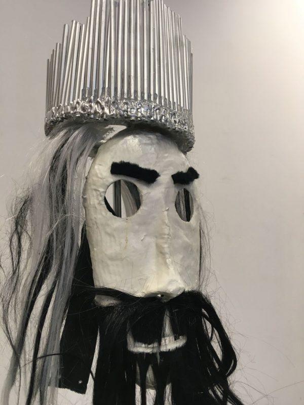 Maska Krola 2