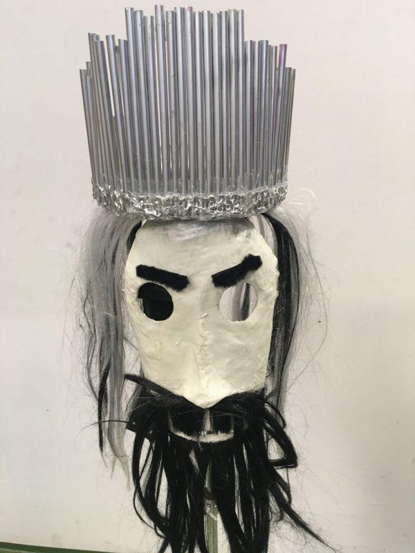 Maska Krola 3