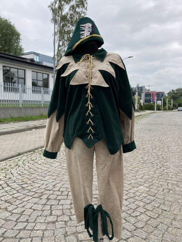 Robin Hood Skrzat z czapka S 2