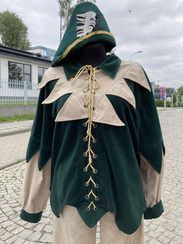 Robin Hood Skrzat z czapka S 3