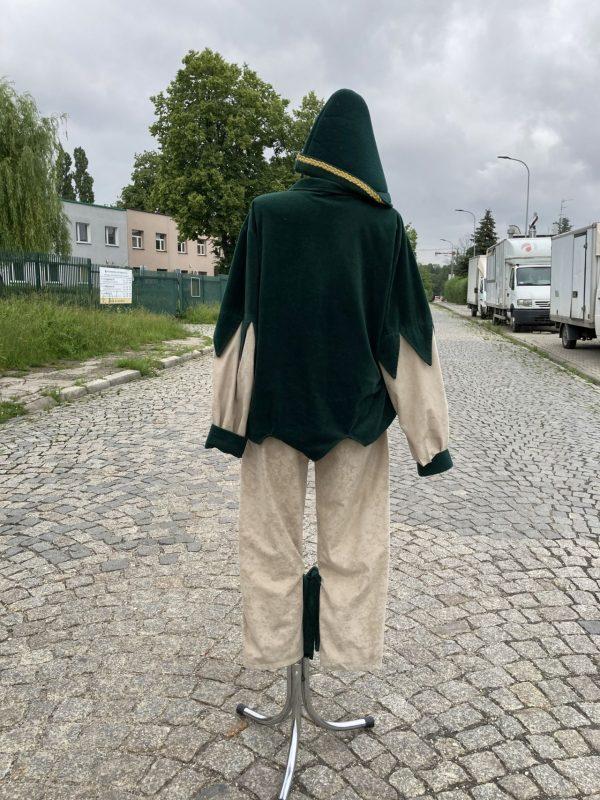 Robin Hood Skrzat z czapka S 5
