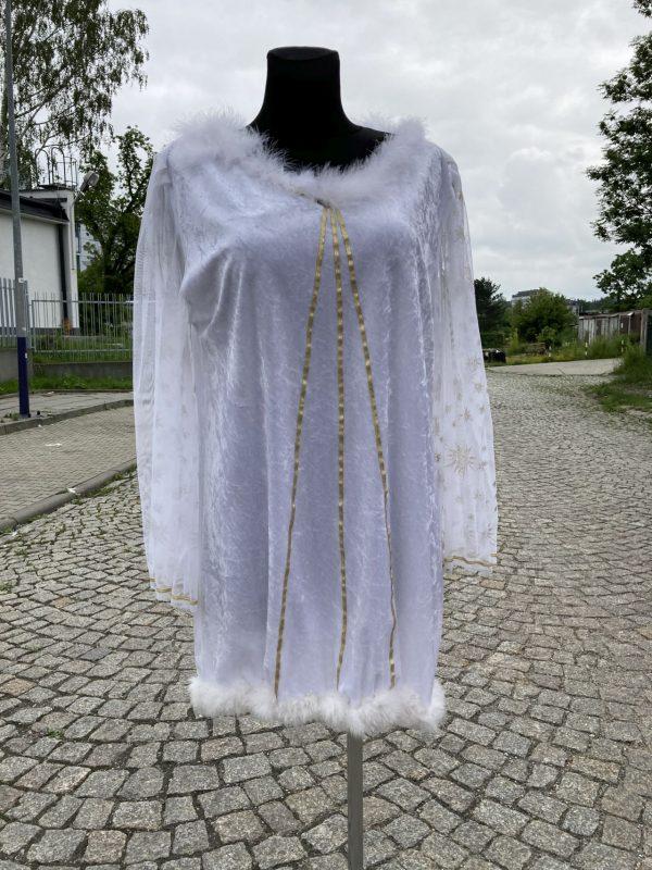 Sniezynka damska sukienka aniol M 2