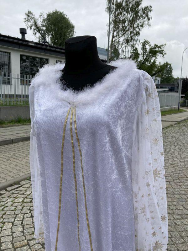 Sniezynka damska sukienka aniol M 3