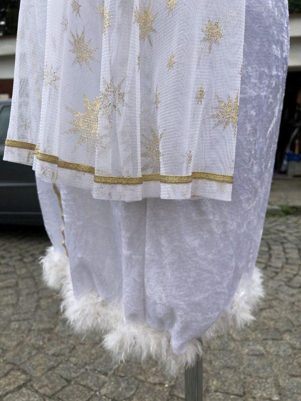 Sniezynka damska sukienka aniol M 5
