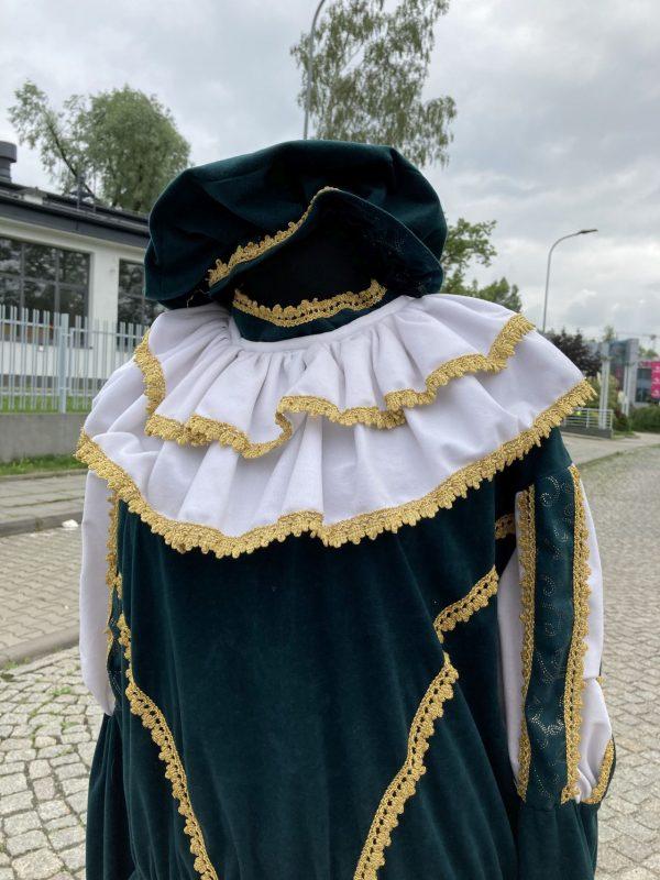 Wenecjanin zielony z czapka 2