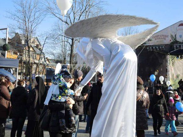 aniolki na wesele krakow 7